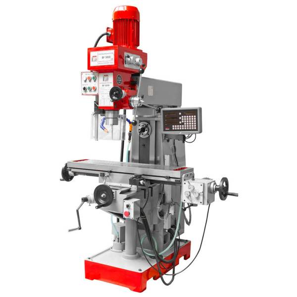 Holzmann Universalfräsmaschine BF500D
