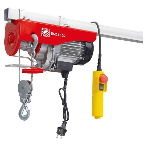 Holzmann elektrischer Seilzug ESZ500D