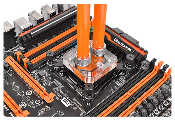 Pacific W3 CPU Water Block  ttpremium