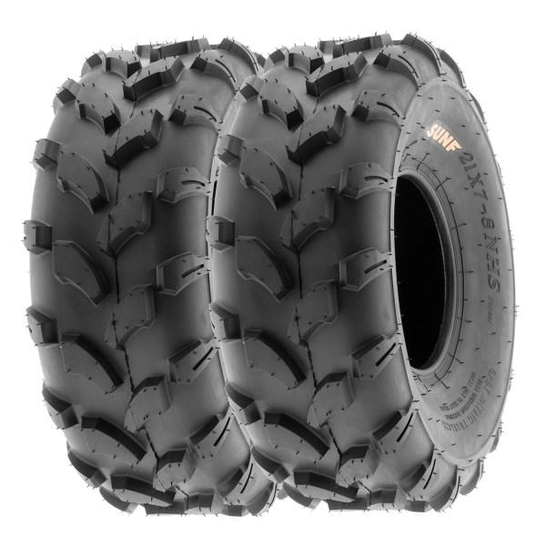 Pair of Sunf ATV Tires 19X7-8