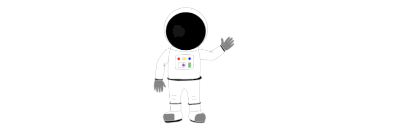 the storyguider astronaut