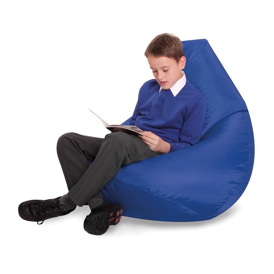comfortable reading chair small space minnie table and chairs buy large bean bag | tts
