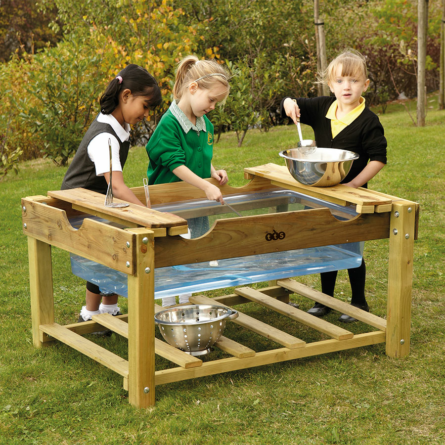 Buy Outdoor Sand & Water Play Unit
