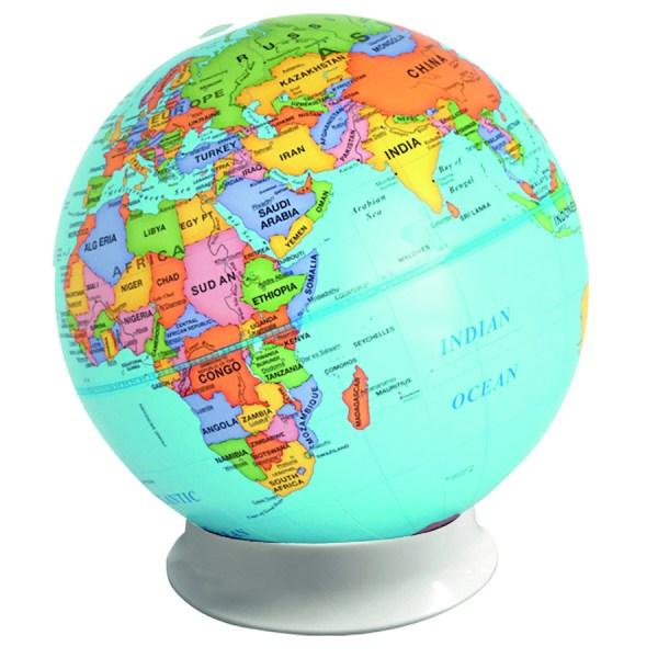 Buy Discovery Globe 23cm KS1 TTS