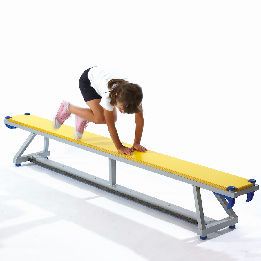 Buy Gymnastics Bench And Balance Beam Tts