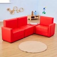 Buy PVC Reading Corner Sofas | TTS