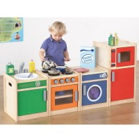 Buy Toddler Role Play Kitchen Range | TTS