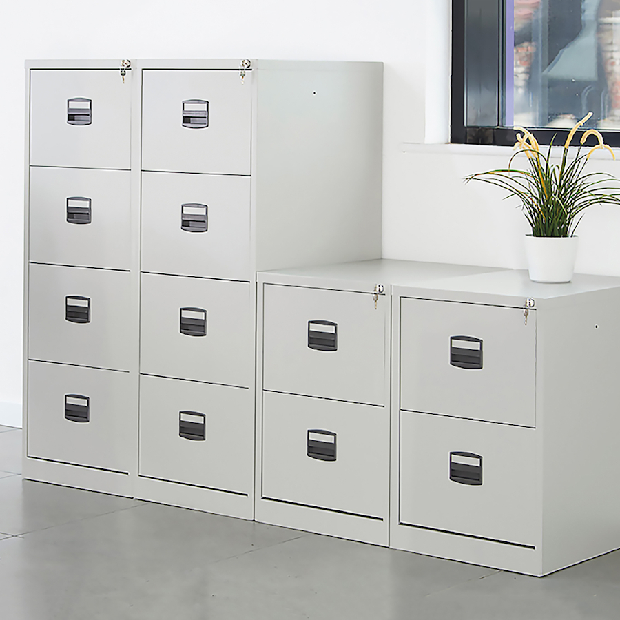 File Cabinets 4 Drawer