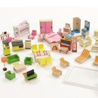 Buy Small World Dolls House Furniture Set 40pcs