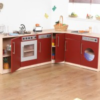 Buy Premier Role Play Wooden Kitchen Range | TTS