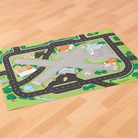 Buy Role Play Road and Airport Play Carpet