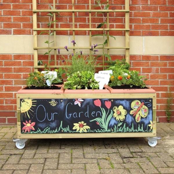 instant garden planters