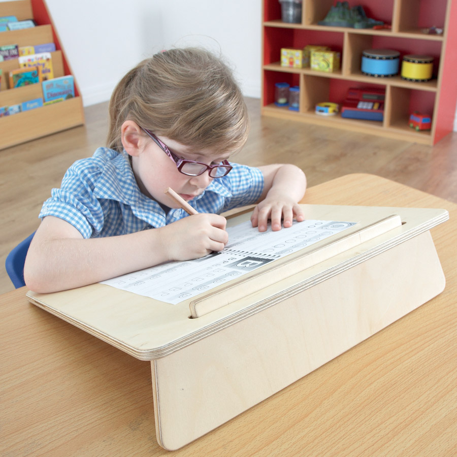 Buy Portable Wooden Writing Slope  TTS