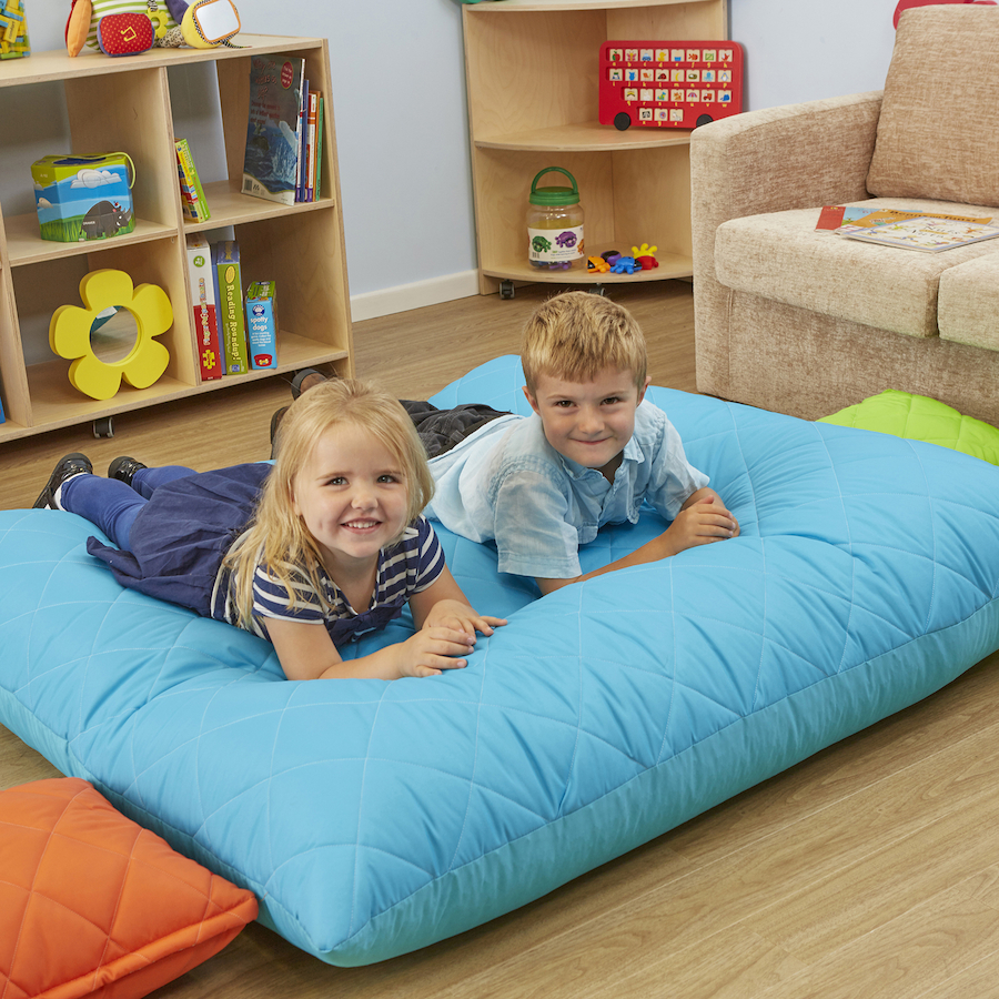 Buy Large Quilted Floor Cushions  TTS