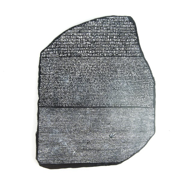 Replica Rosetta Stone Tts International