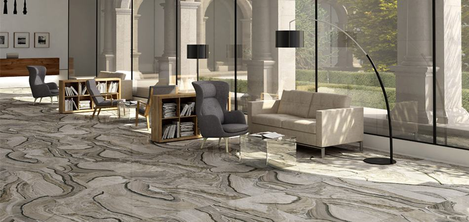 colorker invictus marble look porcelain
