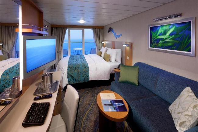 Five Star Cruising: Bermuda 7 day Cruise for a Family of 4