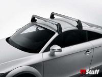 Audi TT Stuff: OEM - Audi Base Carrier Bars - TT 2008+ OEM ...