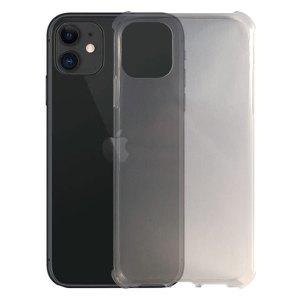 SALE Siliconen hoesje voor Apple iPhone 11 – Schok bestendig – Transparant
