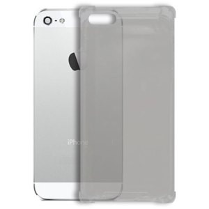 SALE Apple – iPhone 5G / 5S – Schok bestendig – Siliconen hoesje – Transparant