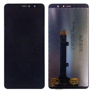 Onderdelen BQ LCD / Scherm voor BQ Aquarius X2 – Zwart