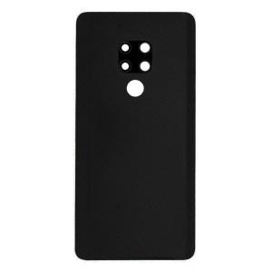 Onderdelen Mate 20 Achterkant met camera lens voor Huawei Mate 20 – Zwart