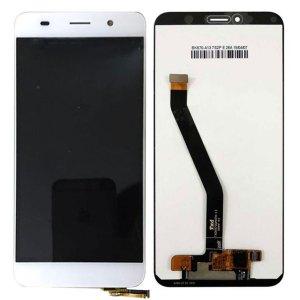 Onderdelen Y6 2018 LCD / Scherm voor Huawei Y6 2018 – Wit