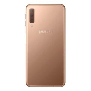 A7 2018 Samsung – Galaxy A7 (2018) – Achterkant – Goud