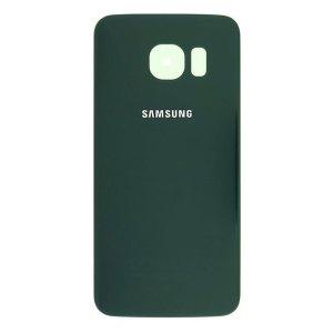 S6 Edge Samsung – Galaxy S6 Edge – Achterkant – Groen