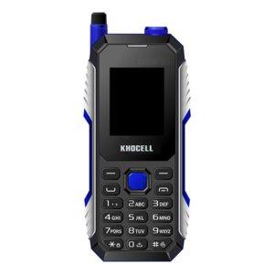 Khocell Telefoons Khocell – K11S+ – Mobiele telefoon – Met prepaid – Blauw