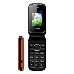 Khocell Telefoons Khocell – K13S+ – Mobiele telefoon – Met prepaid – Oranje