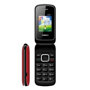 Khocell Telefoons Khocell – K13S+ – Mobiele telefoon – Met prepaid – Rood