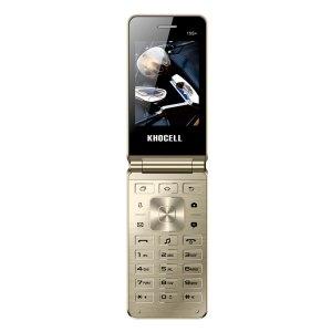 Khocell Telefoons Khocell – K15S+ – Mobiele telefoon – Met prepaid – Goud