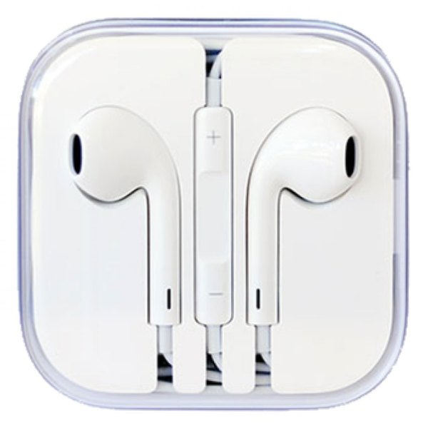 Apple headsets Apple – Oordopjes – 3.5mm aansluiting – Wit – A