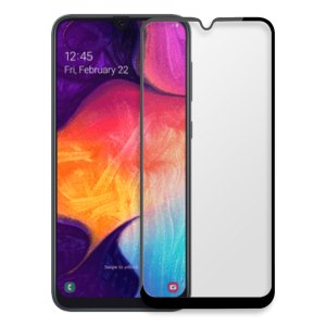 Samsung screenprotectors Samsung – Galaxy A50 – Full cover – Screenprotector – Zwart