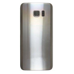 S7 Edge Samsung – Galaxy S7 Edge – Achterkant met camera lens – Zilver