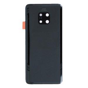 Onderdelen Mate 20 Pro Achterkant met camera lens voor Huawei Mate 20 Pro – Zwart