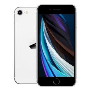 Apple Telefoons Apple – iPhone SE 2020 – Mobiele telefoon – 64GB – Wit – NIEUW!!! (Marge toestel)