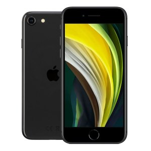 Apple Telefoons Apple – iPhone SE 2020 – Mobiele telefoon – 128GB – Zwart – NIEUW!!! (Marge toestel)