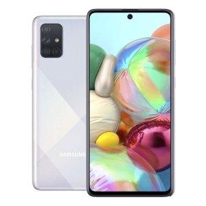 Samsung telefoons Samsung – Galaxy A71 – Dual-Sim – 128GB – Crush White