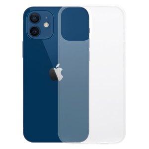 Apple hoesjes Siliconen hoesje voor Apple iPhone 12 Mini – Transparant