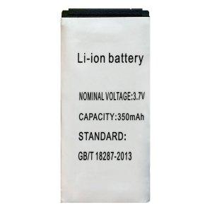 Khocell batterijen Khocell – Li-ion Batterij – 350 mAh
