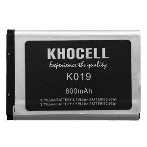 Khocell batterijen Khocell – Li-ion Batterij – 800 mAh – 3.7V