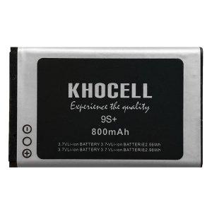 Khocell batterijen Khocell – Li-ion Batterij – 800 mAh – 3.7V – Model: 4C