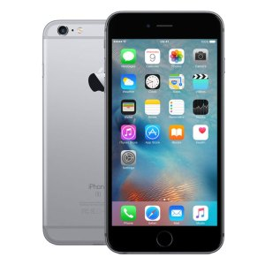 Apple Telefoons Apple – iPhone 6S Plus – Mobiele telefoon – Refurbished – 64GB – Grijs – A-B Grade