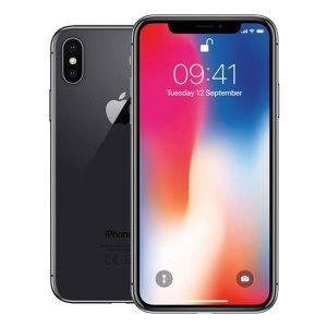 Apple Telefoons Refurbished iPhone X – Mobiele telefoon – 64GB – Zwart – A-B Grade