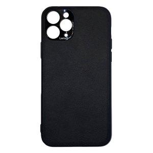 Apple hoesjes Khocell – Siliconen/Hardcase hoesje voor Apple iPhone 11 Pro Max – Zwart