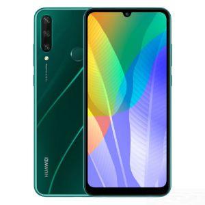 Huawei telefoons Huawei – Y6p – Mobiele telefoon – 64GB – Dual Sim – MED-LX9N – Emerald Groen