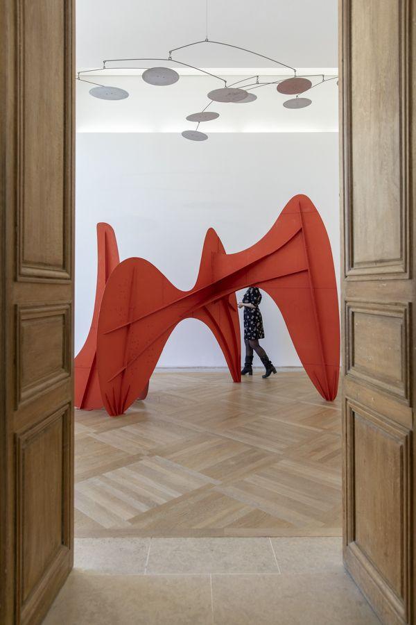 Exposition Calder-Picasso au Musée National Picasso - Paris du 19 février au 25 août 2019 © Voyez-Vous/Vinciane Lebrun
