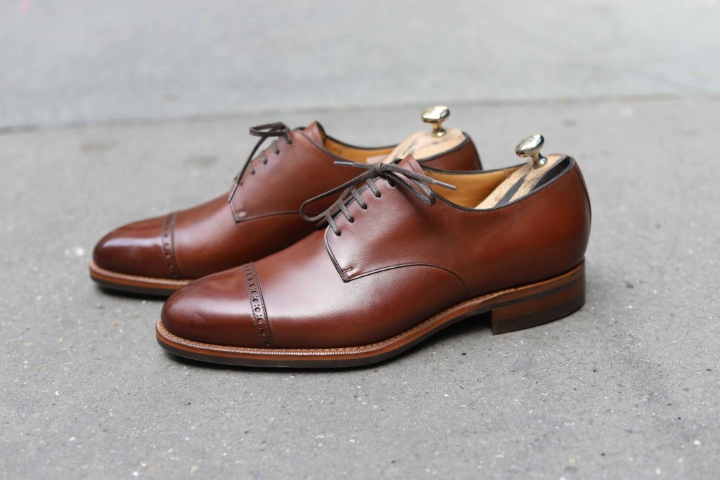 MALFROID DERBY ARSENAL DAINITE CAP TOE